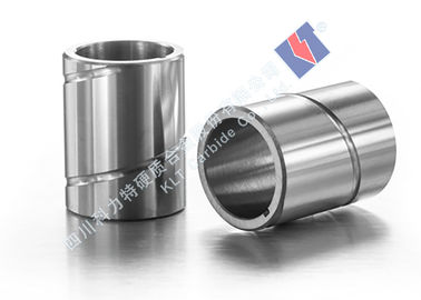 China Spiral Grooves Tungsten Carbide Sleeve Pump Shaft Sleeve  ΦD24-122MM supplier
