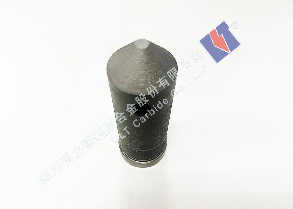 100-200mm Tungsten Carbide Wear Parts Throttle Valve Spare Parts Polished