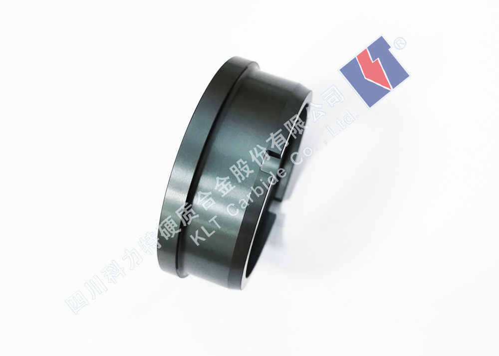 Od25-80mm Gray Silicon Carbide Bearings Stationary Seal Ring Lightweight