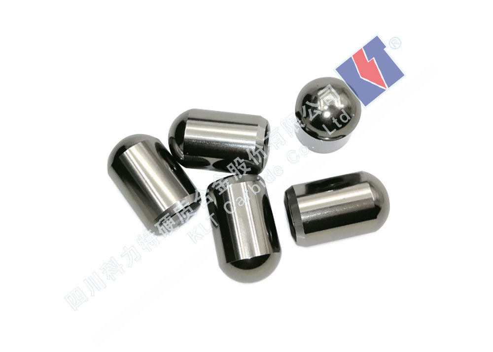 Tungsten Carbide Products Spherical Cone Button For Tricone Roller Oil Drilling Bit