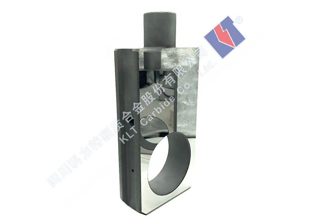 Wear Resistance Tungsten Carbide Coating Valve Components Oem Odm Accepted
