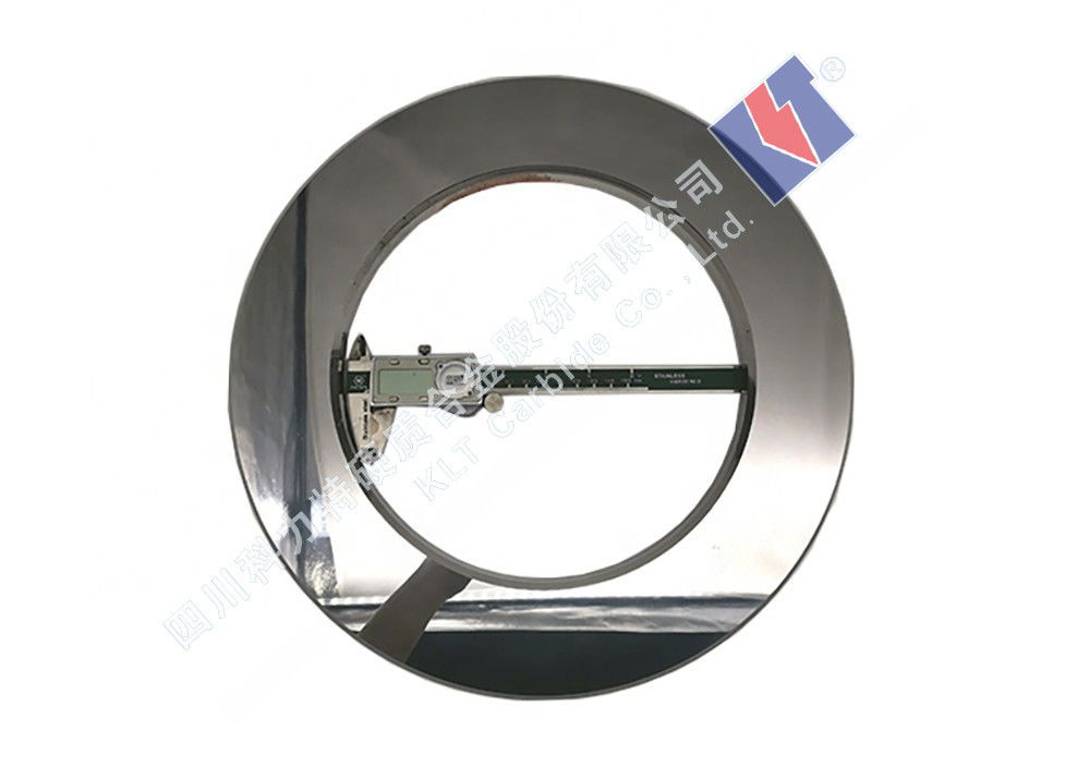 Large Size Tungsten Carbide Seal Rings With Good Mechanical Strength