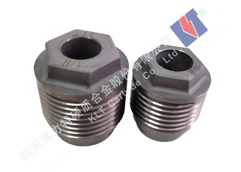 Injection Molding Dedicated Tungsten Carbide Nozzle Polished Surface