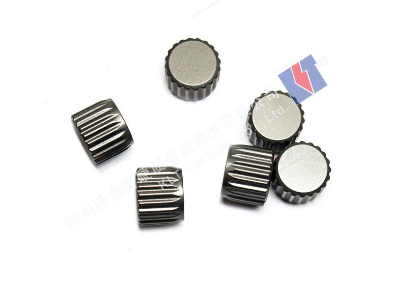 Silver Grey Tungsten Carbide Alloy Carbide Insert Drill Bits Power Tool Parts