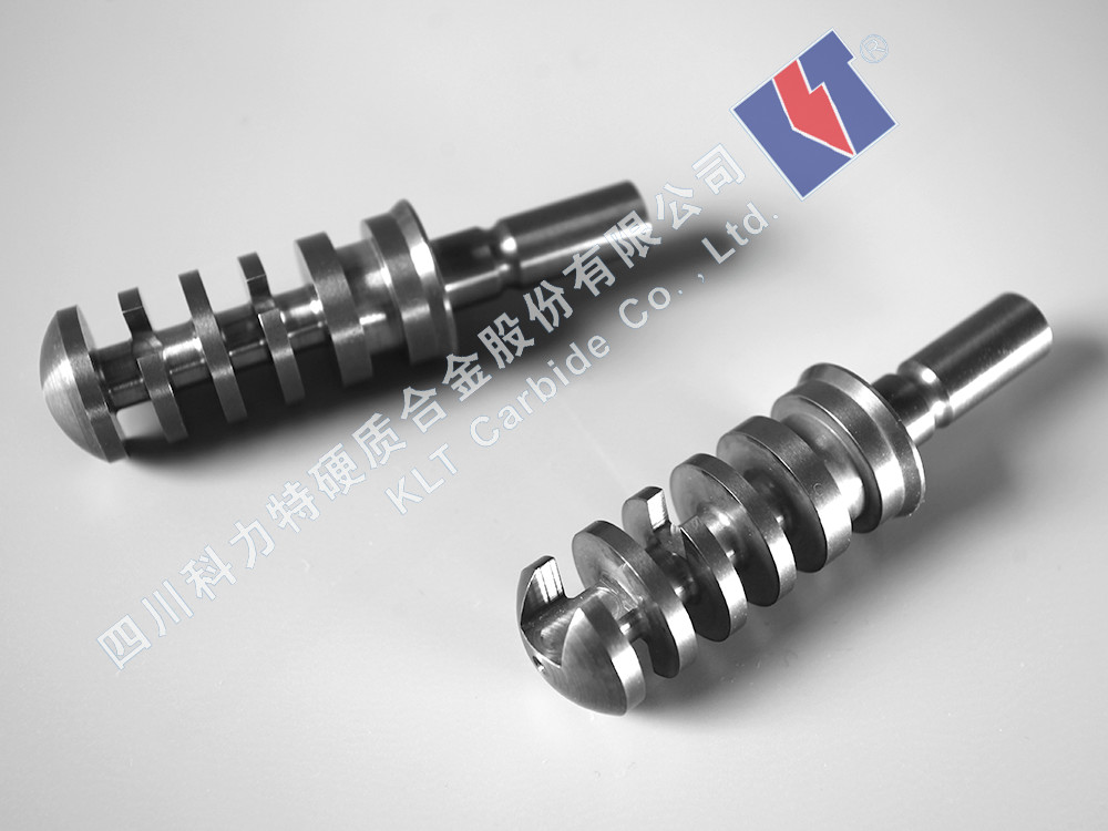Cemented Carbide Plunger Valve