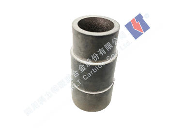 China Irregular Tungsten Carbide Valve Parts High Hardness Wear Resistant factory