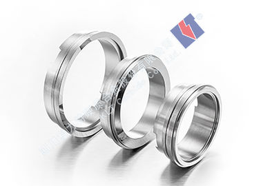 Durable Stationary Oil Seal Ring / Tungsten Carbide Bearings Anti Corrosive