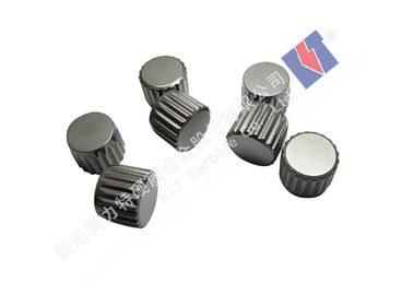 China Impact Resistant Cemented Carbide Buttons Mining Tips Accurate Size factory