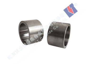 China Yg6/Yg8/Yg10 Water Pump Bushing , Tungsten Carbide Metal For  Motorized Equipment factory
