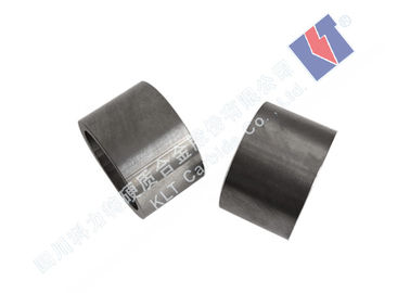 China Polished Surface Water Pump Bushing Carbide Components Long Service Life factory