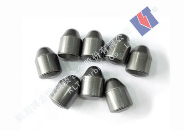 Rock Drill Components Tungsten Carbide Tips High Abrasion Resistance