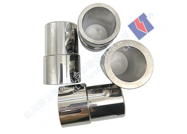 China Durable Tungsten Carbide Sleeve Oem/Odm Available Good Compressive Properties factory