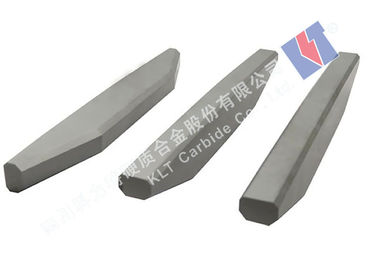 Vertical Impact Crusher Parts Tungsten Carbide Inserts 91.0-93.5hrc Hardness