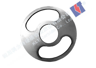 Wet Spraying Machine Accessories YG20C Tungsten Carbide Plate