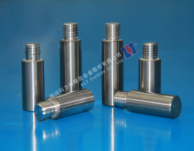 Grinder Rotor Parts Tungsten Carbide Pins For Sand Mill Machine High Wear Resistance