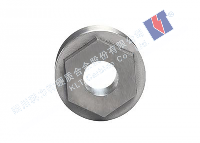 Ungrounded / Ground Tungsten Carbide Nozzle Excellent Impact Resistance